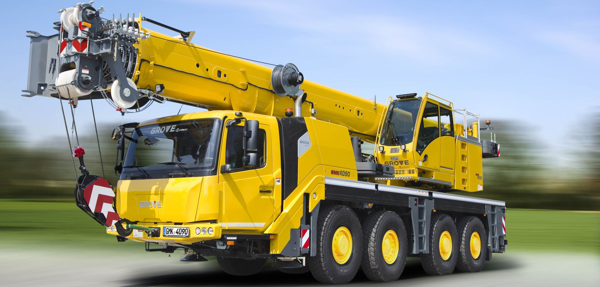Renting Durable Crane miami